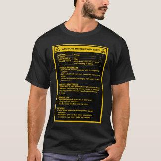 女性のためのMSDSシート Tシャツ
