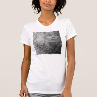女性のアメリカの服装、CleopatraのTシャツ Tシャツ