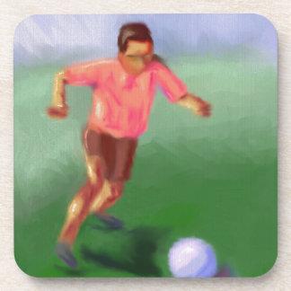 女性のサッカー コースター