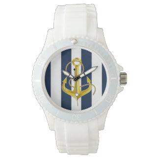 女性のスポーティで航海のな腕時計 腕時計