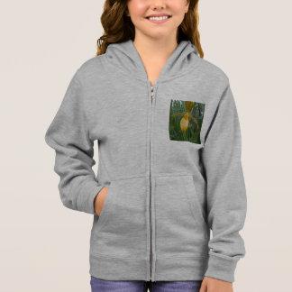 女性のスリッパの女の子のフリースのフード付きスウェットシャツ スウェットシャツ