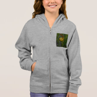 女性のスリッパの女の子のフリースのフード付きスウェットシャツ パーカ