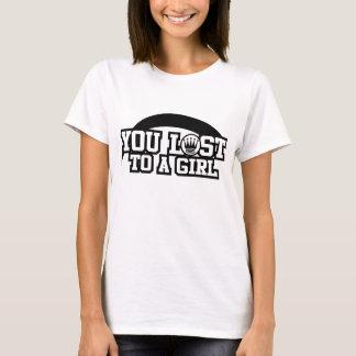 女性のチェスのTシャツ(黒) Tシャツ
