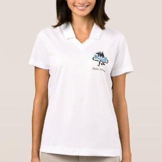 女性のフード付きスウェットシャツ   ハヌカー ポロシャツ