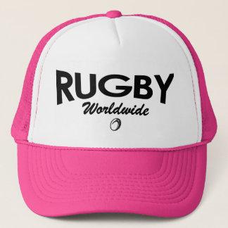 女性のラグビーのトラック運転手の帽子 キャップ