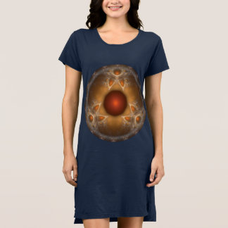 女性の代わりとなる服装の神聖な幾何学 ドレス