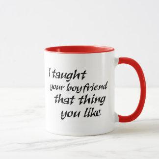 女性の冗談のためのおもしろいな引用文のギフトはcoffeecupsに調子を合わせます マグカップ