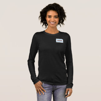 女性の切札自由なシカゴT Tシャツ