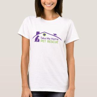 女性の基本的なTシャツ Tシャツ