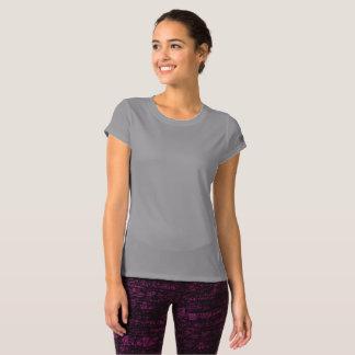 女性の新しいバランスのTシャツ Tシャツ