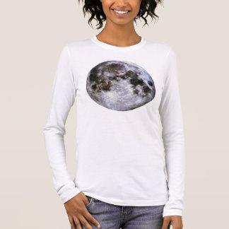 女性の満月 Tシャツ