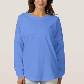 女性の精神のジャージーのワイシャツ9はタマキビBLを着色します スピリットジャージー