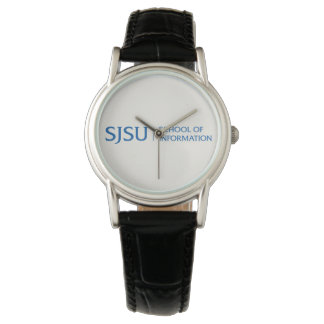 女性の革腕時計 腕時計