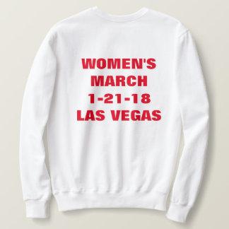 女性の3月 スウェットシャツ