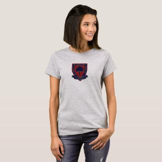 女性の7本のカシ-クラシック Tシャツ