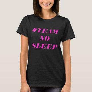 女性の#TEAM睡眠のTシャツ無し Tシャツ