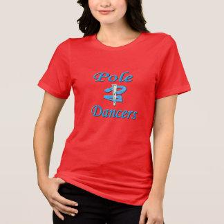 女性のBellaによってリラックスされる適合のジャージーのティー Tシャツ