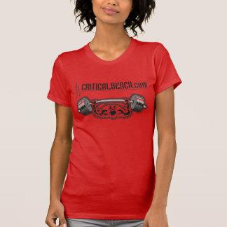 女性のCBのAmericalの服装のTシャツ Tシャツ