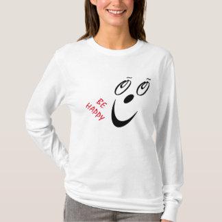 女性のHanesのNano長袖のTシャツ Tシャツ