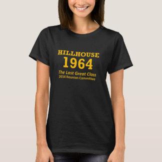 女性のHillhouse 「64 2014年の懇親会委員会のt-shrt Tシャツ