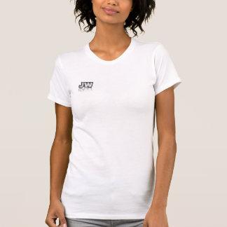 女性のJwのオリジナルのTシャツ Tシャツ