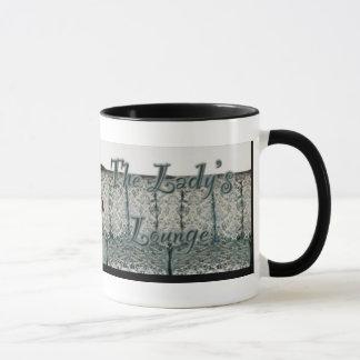 女性のLounge Mug マグカップ