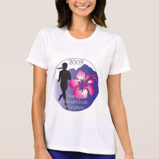 女性のMicrofiberのTシャツ Tシャツ