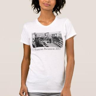女性のTシャツのダンカンの懇親会2017年 Tシャツ