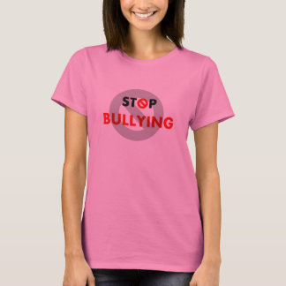 女性のTシャツの長袖(いじめる停止) Tシャツ