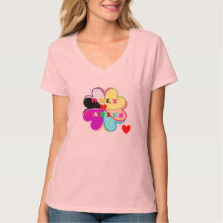 女性のTシャツ(女性だけ) Tシャツ