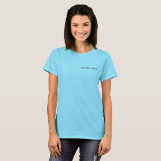 女性のTシャツ Tシャツ