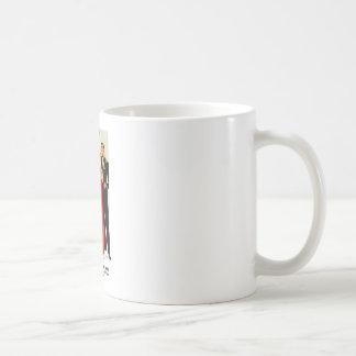 女性のX離婚 コーヒーマグカップ