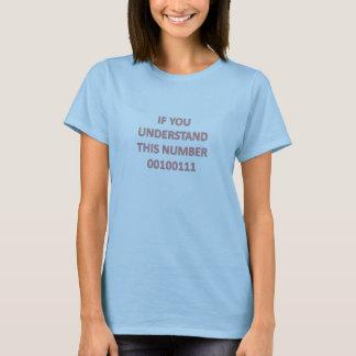 女性はオタクを拒否します Tシャツ