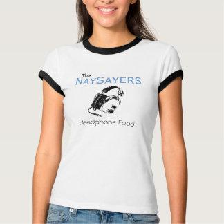 女性反対論者 Tシャツ