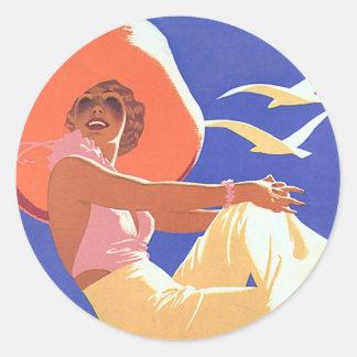 女性巡航 ラウンドシール