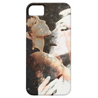 女性歌手 iPhone SE/5/5s ケース