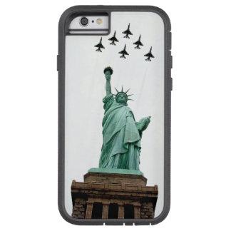 女性自由上の雷鳥 TOUGH XTREME iPhone 6 ケース