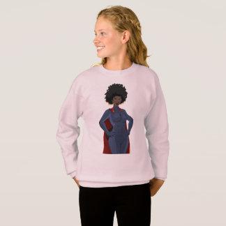 女性英雄 スウェットシャツ