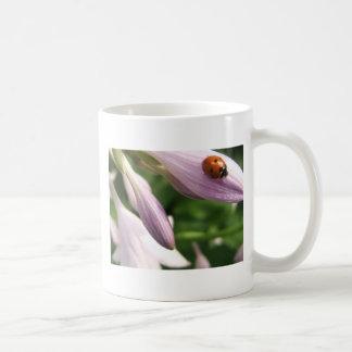 女性虫のマグ コーヒーマグカップ