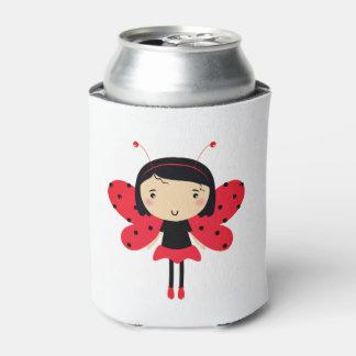 女性蜂が付いているクーラーはできます 缶クーラー