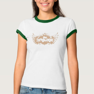 女性言語Tシャツ Tシャツ