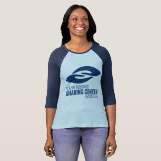 女性野球SBSCのワイシャツ Tシャツ