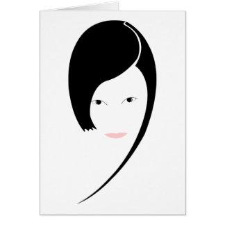 女性 カード