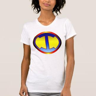 女性: 不可能の自由にして下さい Tシャツ