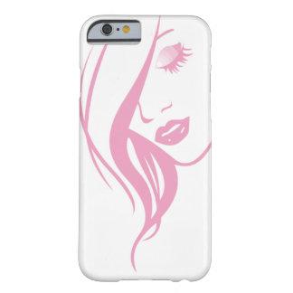 女性 BARELY THERE iPhone 6 ケース