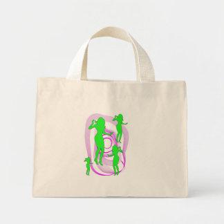 女性danz ミニトートバッグ