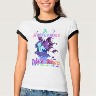 女性Midsumer夜の夢のTシャツ Tシャツ