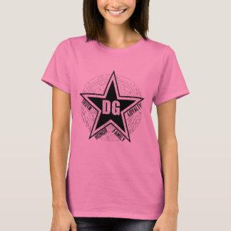 女性Tシャツ- DGのロゴ Tシャツ