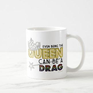 女王があります コーヒーマグカップ