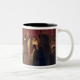 女王のイザベラ結婚II ツートーンマグカップ